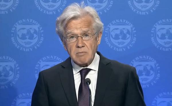 国际货币基金组织:中国举措对全球抗疫有借鉴意义