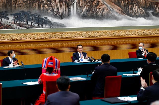 李克强:保住就业、保住民生就能稳增长,这是一条新路子图片