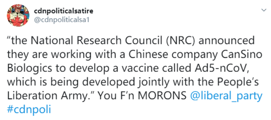中国研发的疫苗刚有点好消息,就被这帮人给盯上了