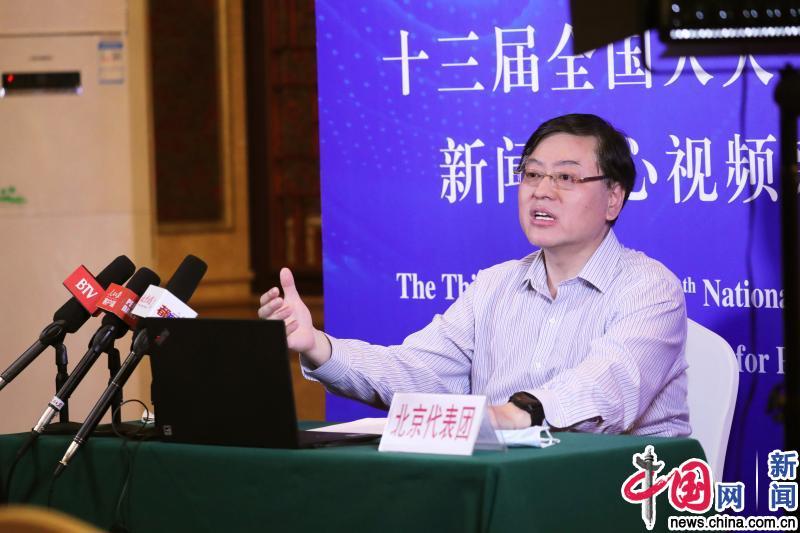 人股票配资大代表杨元庆发展智慧经济,股票配资图片