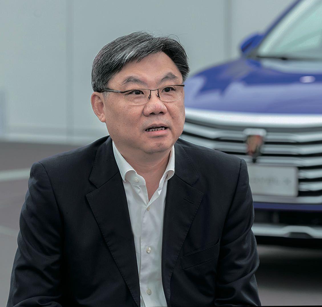 「合乐官网」|全国人大合乐官网代表陈虹汽车消费二季