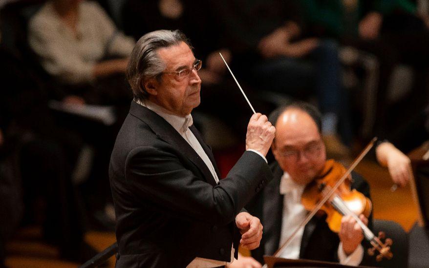 穆蒂亮相拉文纳音乐节,意大利将迎疫后首场古典音乐演出图片