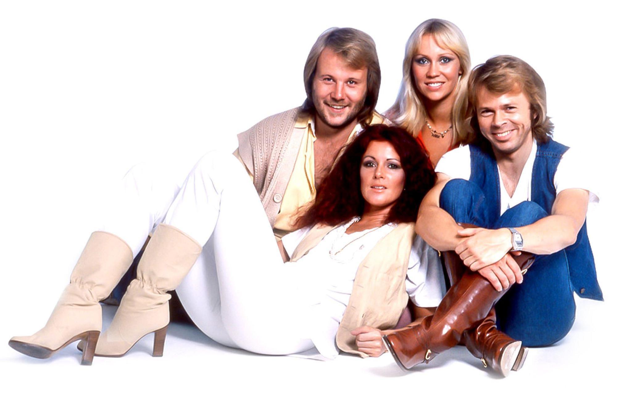 解散38年,瑞典合唱团ABBA将于2020年回归图片