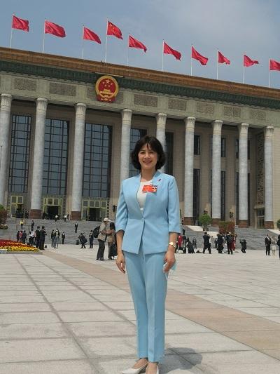 冯帆代表寄语检察官:担起主导责任做好刑事诉讼