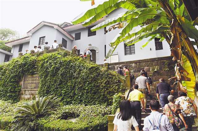 重庆红岩革命历史博物馆去年接待游客1150万人次