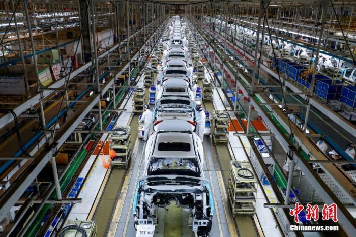 发改委:进一步促进汽车消费优化升级和二手车流通图片
