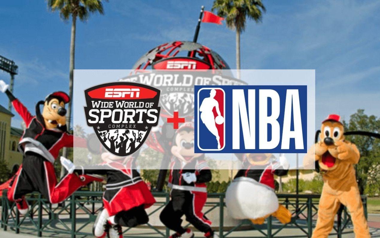 奥兰多迪士尼成NBA复赛首选,那里优势何在?图片
