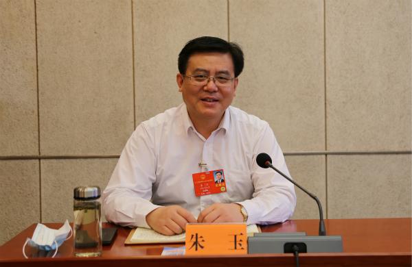 朱玉代表:监督民法典实施,检察机关义不容辞图片