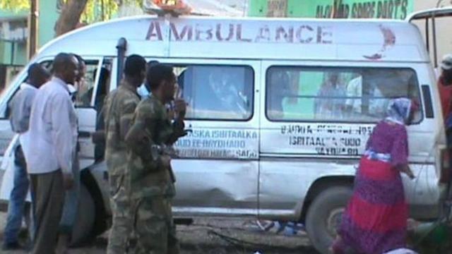 索马里开斋节期间 至少5人在爆炸中丧生