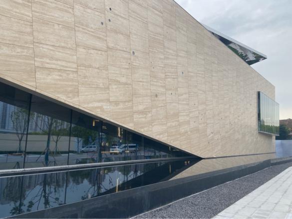 大竹林出了个高颜值现代美学艺术馆,建筑谍照首次流出……