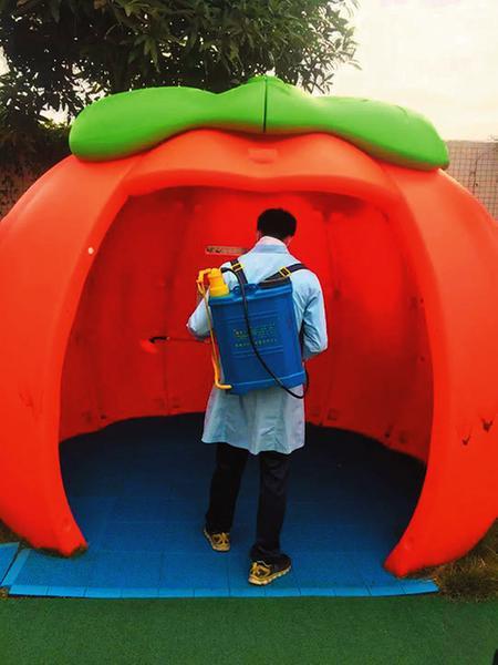 今日南宁幼儿园及特殊教育学校开学 约36万名师生返校