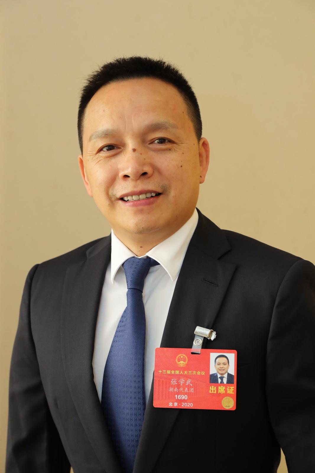 全国人大代表张学武建议,依托科技创新推动中国食品工业高质量发展