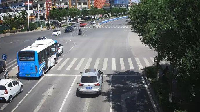 忻州城区24处交通信号灯被树木遮挡,还