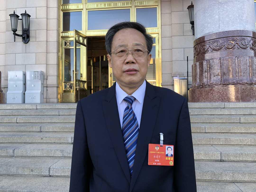 张震宇委员:将健康预防费列入医疗保险基金支出