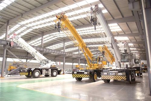 徐州久发工程机械1—4月份销售收入同比增长20%