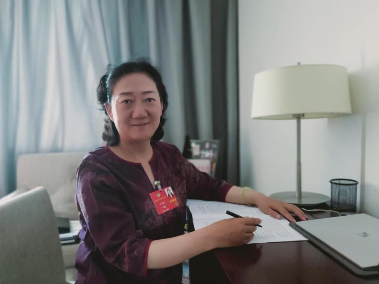 全国政协委员乔晓玲:应对生猪限养禁养区制定国家标准图片