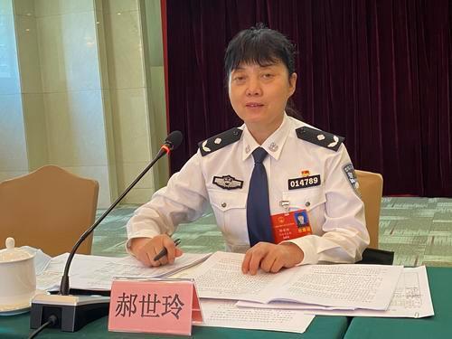 代表热议陕西军地检察机关携手守护英烈尊严与合法权益图片
