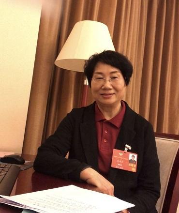 潘晓燕委员:建议对基层干部多一点关心爱护图片