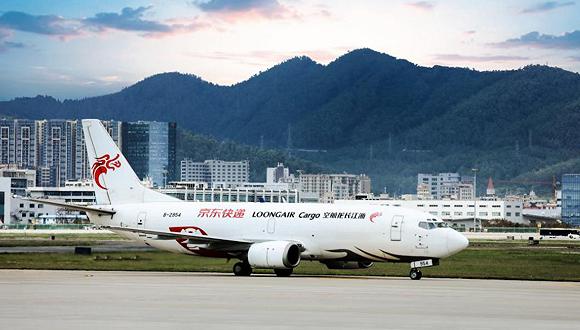 618前京东物流航空战略提速:南通机场集团入股京东航空