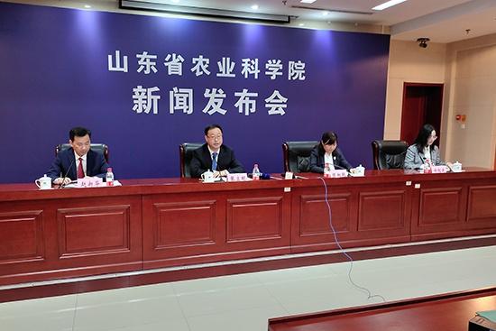 """山东省农科院聘任37名""""第一所长""""  其中18人为院士"""