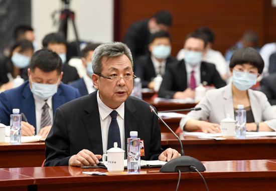人大代表高祥明:以国企担当应对挑战 推动钢铁行业高质量发展