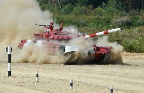 俄西部军区将接收100多辆新式坦克 曾打败中国96B主战坦克