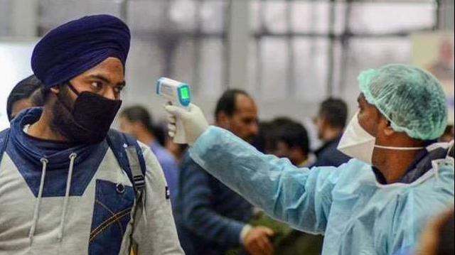 印度新增6535例新冠肺炎确诊病例 累计确诊145380例