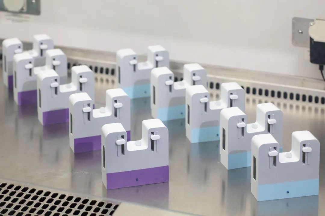杏悦主管华杏悦主管大学研发新冠核酸检测卡图片