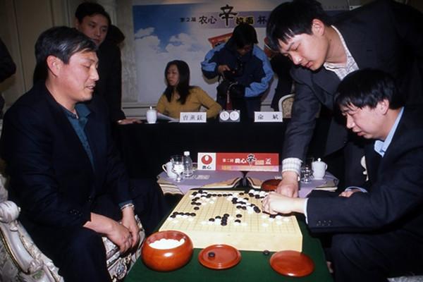 韩国将创办世界元老围棋擂台赛