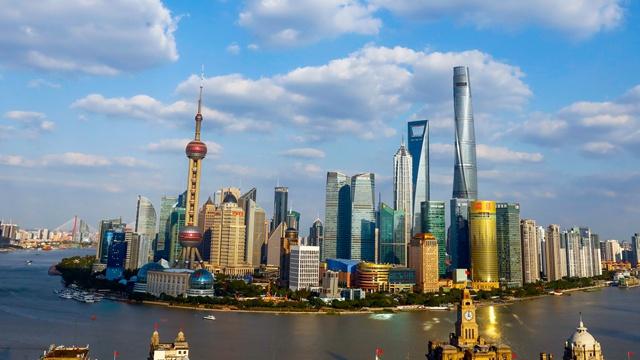 """上海打好""""五张王牌"""",在新经济中挖掘新机遇"""