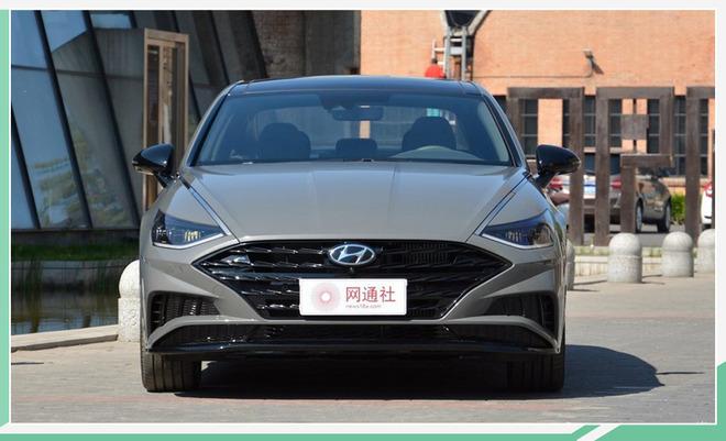 荣获多项大奖 北京现代第十代索纳塔7月下旬上市