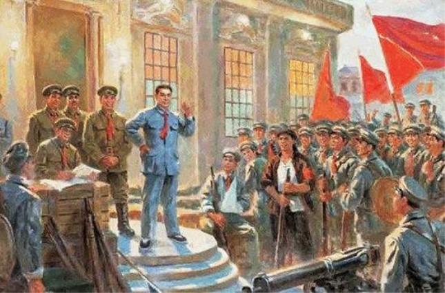 周恩来为什么不让在《东方红》中表现南昌起义?主席为什么坚决反对将建军节日期改为9月9日?