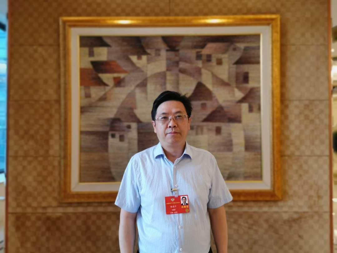 梅国平委员:  支持高校毕业生新经济就业创业
