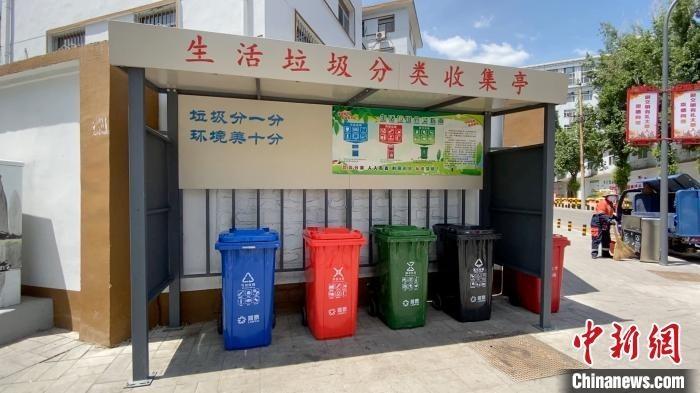 6月1日起,《山西省城市生活垃圾分类管理规定》正式实施。 屈丽霞 摄