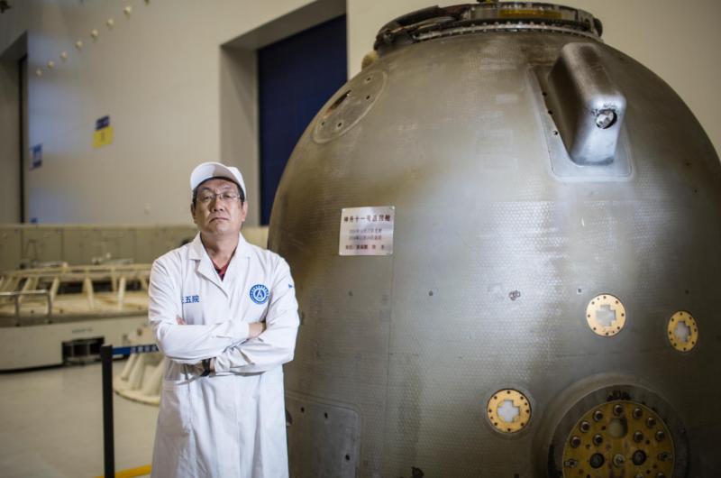 载人飞船系统总设计师张柏楠:中国独立建成完整载人航天体系