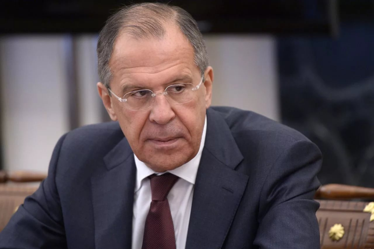 俄罗斯外长拉夫罗夫:在香港立法维护国家安全是中国内部事务