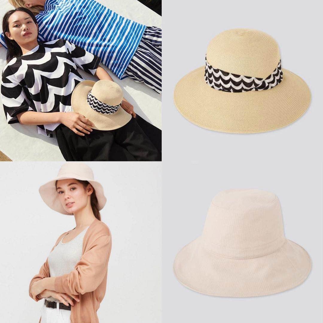防晒和美丽同得你可能需要一个帽子