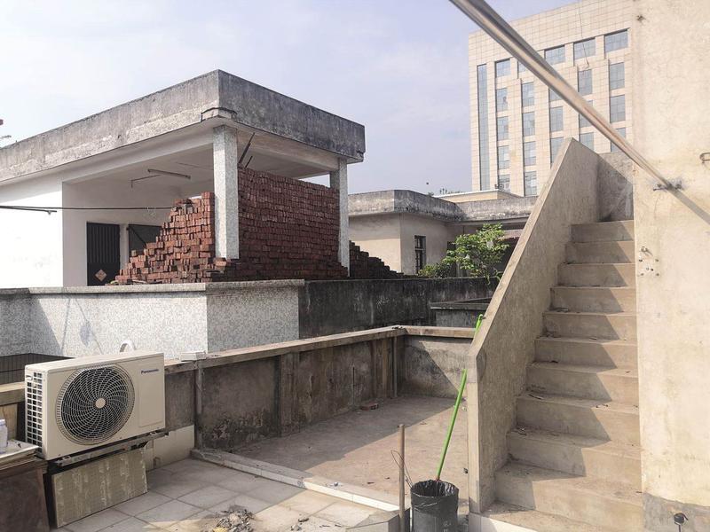 """东莞道滘开展""""屋顶革命"""", 闸口村预计月底完成整治"""