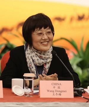 CIPRA增补王冬梅、吴文学、章兰为副会长