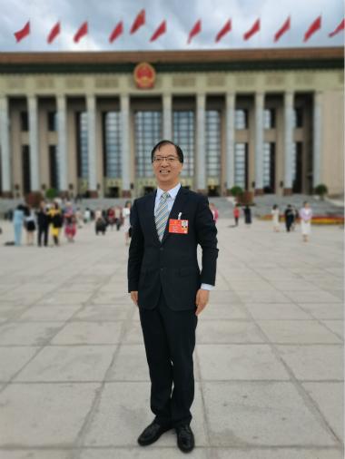 [杏悦平台]吴永利代表避免办了案子垮了杏悦平台厂图片