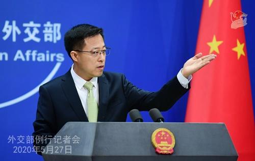 3名中国公民在赞比亚惨遭杀害,赵立坚:沉痛哀悼,尽快将凶手绳之以法