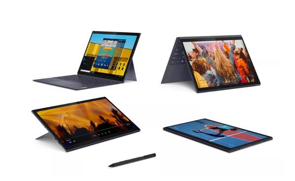 联想发布两款新二合一平板电脑 配备蓝牙键盘3300元起