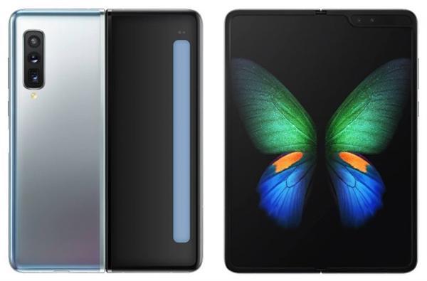 三星折叠屏手机防水专利曝光:或用于Galaxy Fold 2