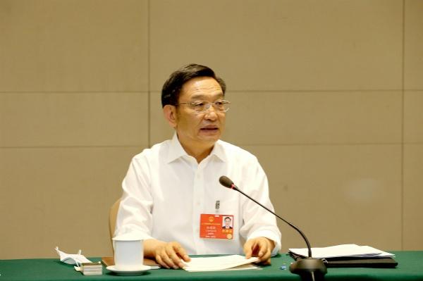 云南省人大常委会常务副主任、党组副书记和段琪代表:持续提供优质高效的司法服务图片