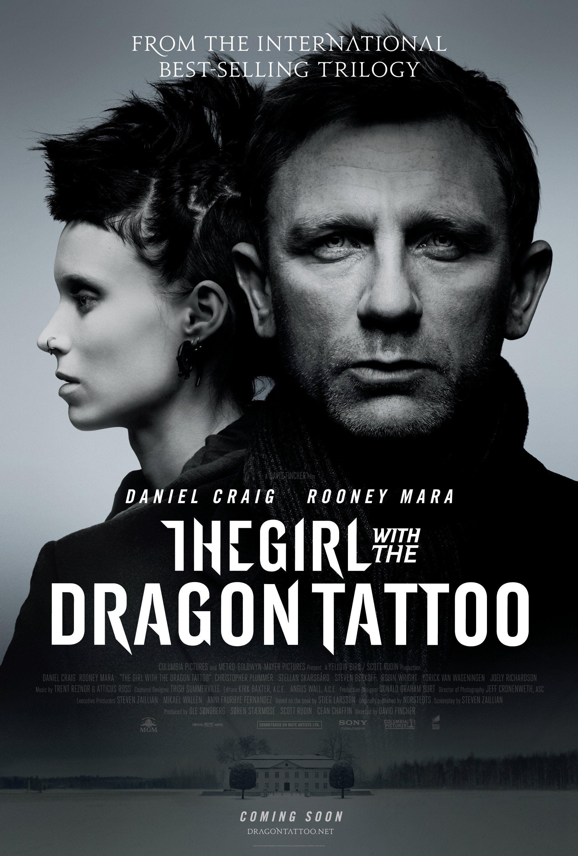 《龙纹身的女孩》将拍剧版,采用新设定、新角色、新故事图片