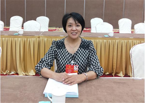 冯丽朝代表:秉持客观公正立场引领正当防卫理念图片