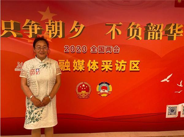 马清辉代表:完善人民监督员制度是保证公正司法有效举措图片