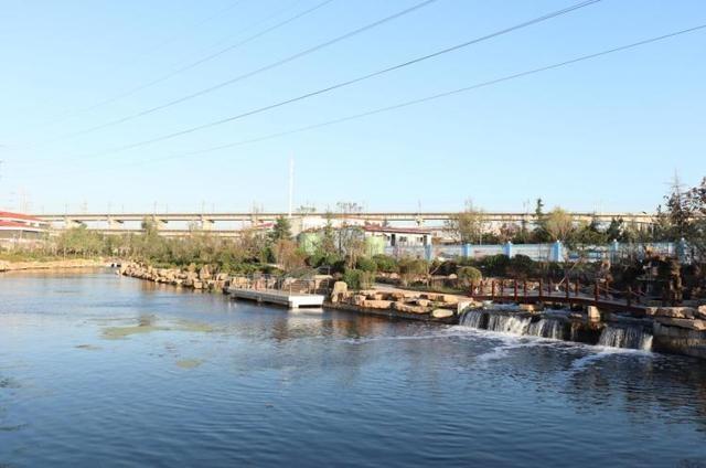 张村河水质净化厂加快绿色+低碳融合 提升水污染防治生态颜值