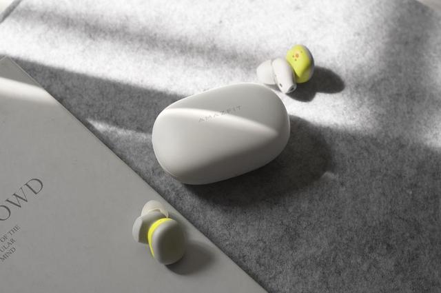 AirPods换代或支持心率监测?华米科技Amazfit耳机早已功能齐备