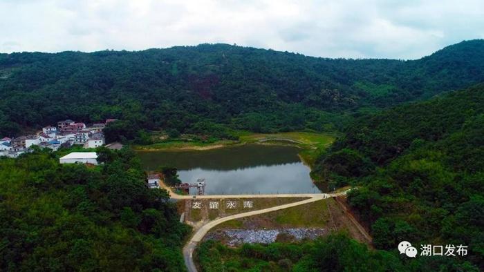 湖口:供水惠民城乡一体化